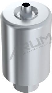 ARUM INTERNAL PREMILL BLANK 14mm NON-ENGAGING - Compatible with Dentium® SuperLine 3.6/4.0/4.5/5.0/6.0/7.0