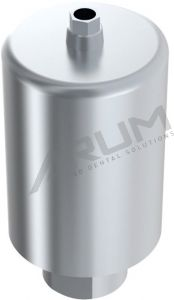 ARUM INTERNAL PREMILL BLANK 14mm ENGAGING - Compatible with MegaGen® Anyridge® Small/Regular/Wide/Super Wide