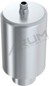ARUM INTERNAL PREMILL BLANK 14mm ENGAGING - Compatible with Osstem® GS(TS) Mini
