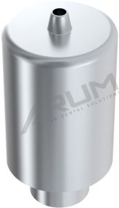 ARUM INTERNAL PREMILL BLANK 14mm NON-ENGAGING - Compatible with Osstem® GS(TS) Regular/Ultra-Wide