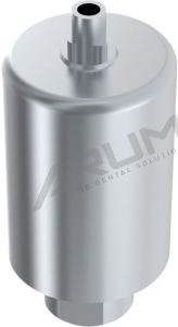 ARUM INTERNAL PREMILL BLANK 14mm ENGAGING - Compatible with Nobel Biocare® Replace® RP 4.3