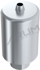 ARUM INTERNAL PREMILL BLANK 14mm NON-ENGAGING - Compatible with MegaGen® EZ Plus Regular/Wide
