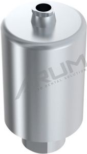ARUM INTERNAL PREMILL BLANK 14mm ENGAGING - Compatible with MegaGen® Rescue Internal