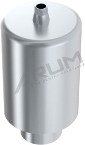 ARUM INTERNAL PREMILL BLANK 14mm ENGAGING - Compatible with Astra Tech™ OsseoSpeed™ TX YELLOW 3.0