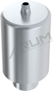 ARUM INTERNAL PREMILL BLANK 14mm ENGAGING - Compatible with Astra Tech™ OsseoSpeed™ TX LILAC 4.5/5.0