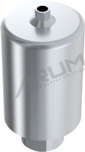ARUM INTERNAL PREMILL BLANK 14mm ENGAGING - Compatible with Bego® Internal 4.5