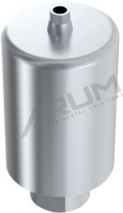 ARUM INTERNAL PREMILL BLANK 14mm ENGAGING - Compatible with Nobel Biocare® Active™ NP 3.5