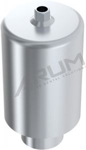 ARUM INTERNAL PREMILL BLANK 14mm ENGAGING - Compatible with ZIMMER® Tapered Screw-Vent® 4.5