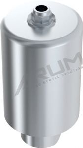 ARUM INTERNAL PREMILL BLANK 14mm SYSTEM ENGAGING - Compatible with NeoBiotech® IS System 3.6/4.2/4.8/5.4