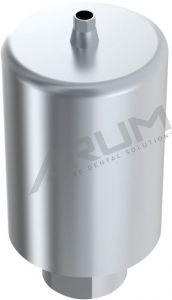 ARUM INTERNAL PREMILL BLANK 14mm ENGAGING - Compatible with DIO® UF Submerged Regular/Wide