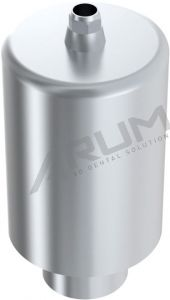 ARUM INTERNAL PREMILL BLANK 14mm ENGAGING - Compatible with Dentis® i-clean 4.8