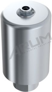 ARUM INTERNAL PREMILL BLANK 14mm ENGAGING - Compatible with Zimmer® Swiss Plus 4.8