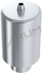 ARUM INTERNAL PREMILL BLANK 14mm SYSTEM NON-ENGAGING - Compatible with NeoBiotech® IS System 3.6/4.2/4.8/5.4