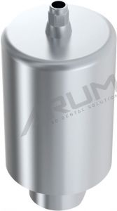 ARUM INTERNAL PREMILL BLANK 14mm ENGAGING - Compatible with Medentis Medical® ICX 3.75/4.1/4.8