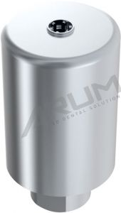 ARUM EXTERNAL PREMILL BLANK 14mm ENGAGING - Compatible with Zimmer® Spline B 3.75