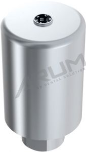ARUM EXTERNAL PREMILL BLANK 14mm ENGAGING - Compatible with Zimmer® Spline B 5.0