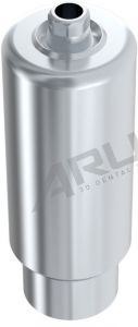 ARUM INTERNAL PREMILL BLANK 10mm NON-ENGAGING - Compatible with Osstem® SS Regular 4.8