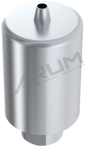 ARUM INTERNAL PREMILL BLANK 14mm NON-ENGAGING - Compatible with Astra Tech™ OsseoSpeed™ TX LILAC 4.5/5.0