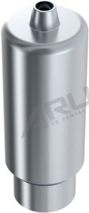 ARUM INTERNAL PREMILL BLANK 10mm NON-ENGAGING - Compatible with DIO® UF Submerged Regular/Wide