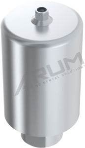 ARUM INTERNAL PREMILL BLANK 14mm ENGAGING - Compatible with MIS® Internal Hexagon Wide