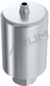 ARUM INTERNAL PREMILL BLANK 14mm ENGAGING - Compatible with Nobel Biocare® Active™ WP 5.5