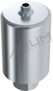 ARUM INTERNAL PREMILL BLANK 14mm ENGAGING - Compatible with Cortex™ 3.3/3.8/4.2/5.0/6.0 3.3