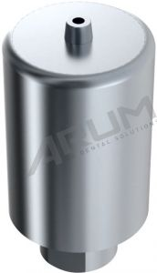 ARUM INTERNAL PREMILL BLANK 14mm NON-ENGAGING - Compatible with Dentsply® Ankylos® 3.5/4.5/5.5/7.0
