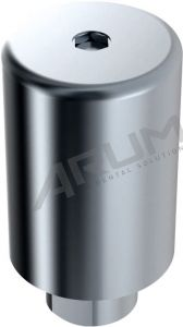 ARUM EXTERNAL PREMILL BLANK 14mm ENGAGING - Compatible with 3i® External® Mini