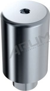 ARUM EXTERNAL PREMILL BLANK 14mm ENGAGING - Compatible with 3i® External® Wide