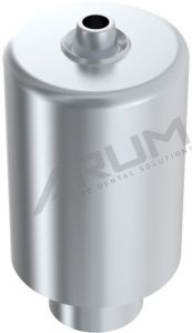 ARUM INTERNAL PREMILL BLANK 14mm NON-ENGAGING - Compatible with Dentis® i-clean 4.8