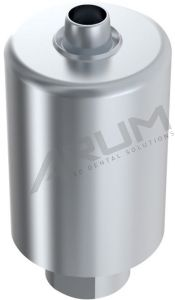 ARUM INTERNAL PREMILL BLANK 14mm NON-ENGAGING - Compatible with Straumann® SynOcta® WN 6.5