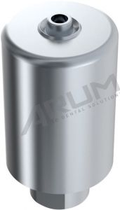ARUM INTERNAL PREMILL BLANK 14mm NON-ENGAGING - Compatible with Zimmer® Swiss Plus 4.8
