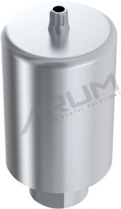 ARUM INTERNAL PREMILL BLANK 14mm ENGAGING - Compatible with AstraTech™ OsseoSpeed™ EV™ 3.0