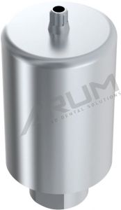 ARUM INTERNAL PREMILL BLANK 14mm ENGAGING - Compatible with AstraTech™ OsseoSpeed™ EV™ 4.2