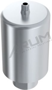 ARUM INTERNAL PREMILL BLANK 14mm ENGAGING - Compatible with AstraTech™ OsseoSpeed™ EV™ 5.4