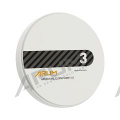 ARUM Smile Symphony Blank 98 Ø x 16 mm - A1 (with step)