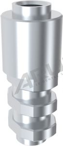 ARUM EXTERNAL ANALOGUE - Compatible with Southern Implants® MSc External Hex 6.0