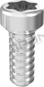 [Pack of 10] ARUM MULTIUNIT SCREW Compatible with ZIMMER TSV Tapered Abutment