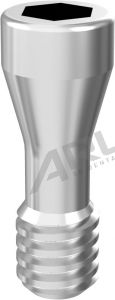 ARUM INTERNAL SCREW Compatible with Southern Implants® M Series (Internal Hex) 3.75/4.2/5.0