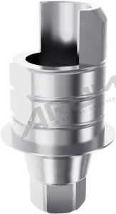 ARUM INTERNAL TI BASE SHORT TYPE ENGAGING - Compatible with DIO® UF Submerged Regular/Wide