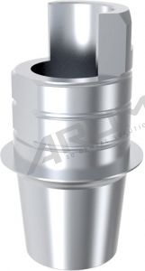 ARUM INTERNAL TI BASE SHORT TYPE NON-ENGAGING - Compatible with MegaGen® AnyONE 3.5/4.0/4.5/5.0/5.5/6.0/7.0