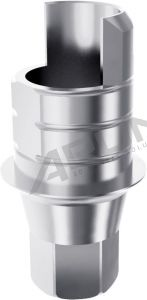 ARUM INTERNAL TI BASE SHORT TYPE ENGAGING - Compatible with Osstem® GS(TS) Regular/Ultra-Wide
