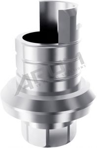 ARUM INTERNAL TI BASE SHORT ENGAGING - Compatible with Osstem® SS