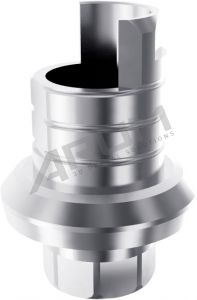ARUM INTERNAL TI BASE SHORT ENGAGING - Compatible with Osstem® SS Wide 6.0