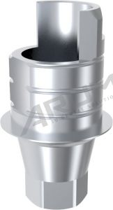 ARUM INTERNAL TI BASE SHORT TYPE ENGAGING - Compatible with Southern Implants® Deep Conical 3.5/4.0