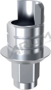 ARUM INTERNAL TI BASE SHORT TYPE ENGAGING - Compatible with 3i® Certain® 3.4