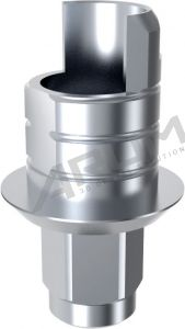 ARUM INTERNAL TI BASE SHORT TYPE ENGAGING - Compatible with 3i® Certain® 6.0