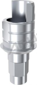 ARUM INTERNAL TI BASE SHORT TYPE ENGAGING - Compatible with Dentsply® Xive® 3.0