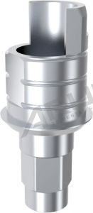 ARUM INTERNAL TI BASE SHORT TYPE ENGAGING - Compatible with Dentsply® Xive® 3.8
