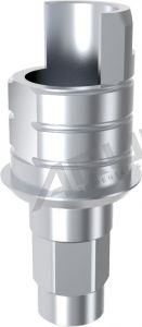 ARUM INTERNAL TI BASE SHORT TYPE ENGAGING - Compatible with Dentsply® Xive® 4.5